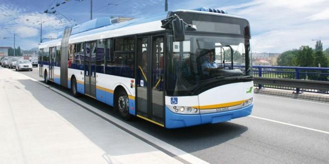 Solaris će češkoj Ostravi isporučiti 105 gasnih autobusa