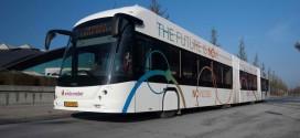 "Dvozglobni hibridni autobus ""lighTram"" pušten u saobraćaj"