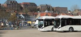 Zglobni hibridni Volvo za Flensburg