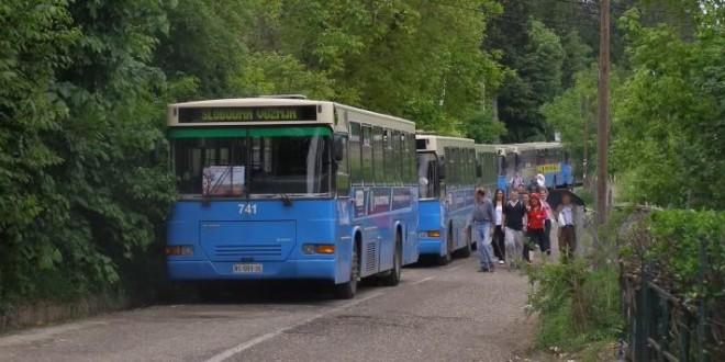 NS: Prevoz za učesnike Fruškogorskog maratona