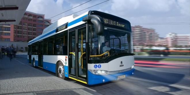 Škoda trolejbusi za Plzen
