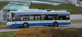 Jubilarni 1001. Solarisov trolejbus