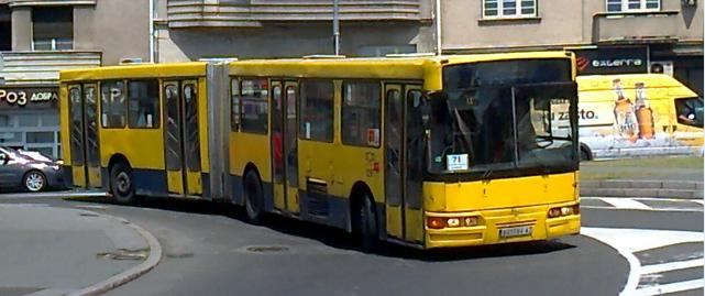 BG: Izmene režima saobraćaja linija JGP-a tokom produženja izvođenja radova u zoni raskrsnice ulica Vojvode Stepe i Save Maškovića