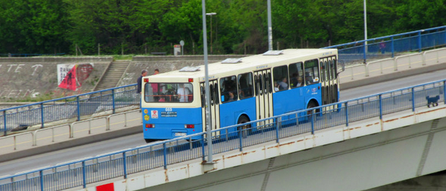 NS: Izmena trasa na linijama 1, 11A, 11B, 21, 22, 23, 24 i 30