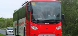 Turistička Scania na biogas u Francuskoj