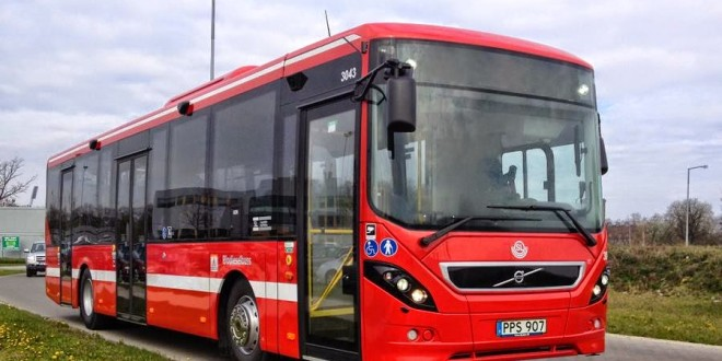 Nobina naručila 276 Volvo autobusa