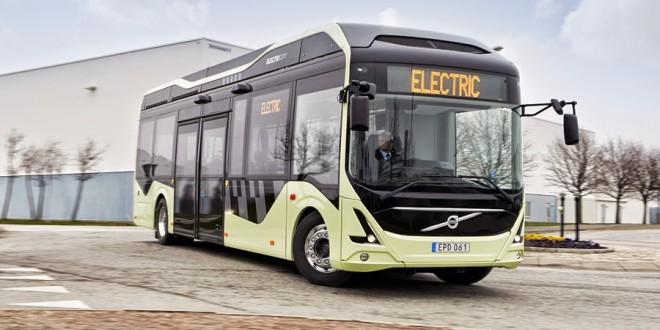 Prvi električni Volvo u Geteborgu