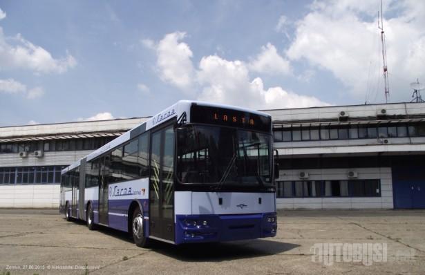 Naslednik IK-206 predstavljen 2006. godine, u proizvodnji do 2015. godine. © Aleksandar Dragutinović