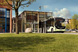 Volvo Electric Bus 2015_1