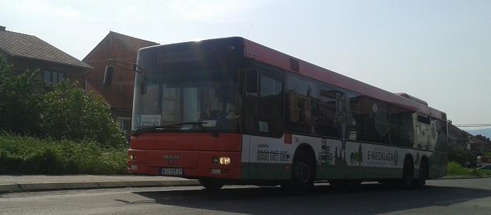 Od ponedeljka letnji red vožnje u Novom Sadu i Nišu