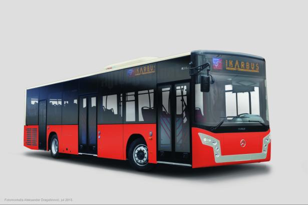 IK112LE Crvena