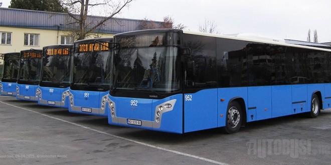 Još 6 Ikarbusa za Novi Sad