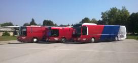 MAN i Neoplan autobusi za Bač