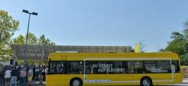 Električni Solarisi voze po Berlinu