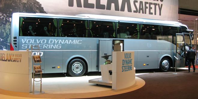 Busworld 2015: Volvo još bezbednije, još tiše!