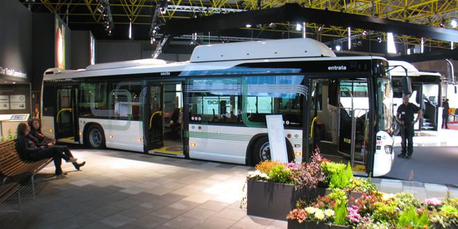 Busworld 2015: Alternativni pogoni za Skaniju