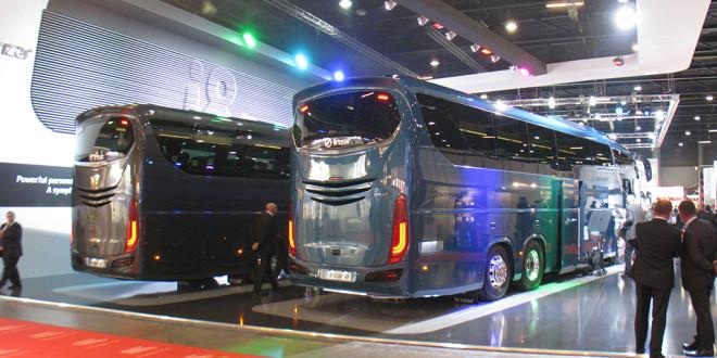 Busworld 2015: Irizarov povratak u budućnost