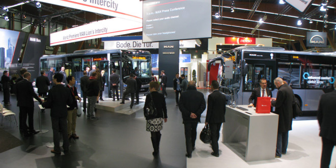 Busworld 2015: MAN u novih 100 godina