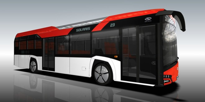 Premijera u Belgiji: Solaris Urbino 12 electric i low-entry