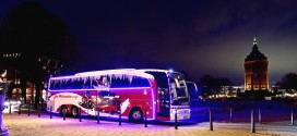 Kako da prevezete Deda Mraza autobusom?