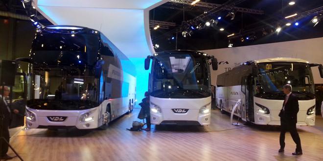 Busworld 2015: VDL, luksuzni autobusi i ekološki gradski prevoz