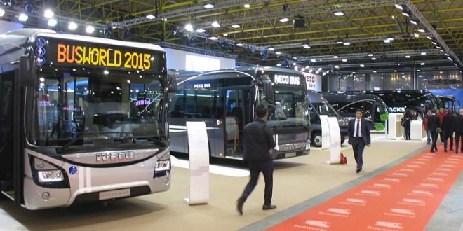 Busworld 2015: Iveco proglašen za autobus godine
