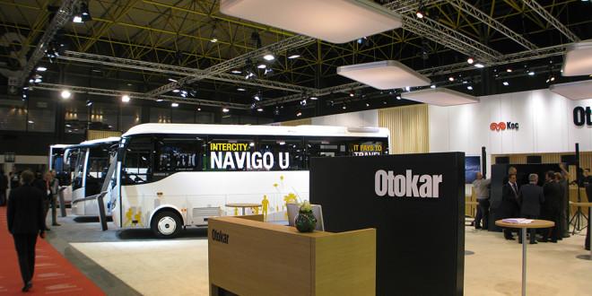 Busworld 2015: Otokar sve jači na evropskom tržištu