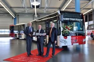 5000ster Mercedes-Benz Citaro Euro VI ausgeliefert