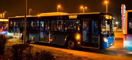 FOTO I VIDEO: Ikarbus Novom Sadu večeras isporučio 6 autobusa
