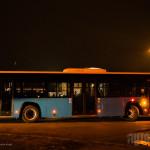 """Četvrta serija niskopodnih IK-112 stiže danas u garažu JGSP """"Novi Sad"""". ©Slobodan Kostić"""