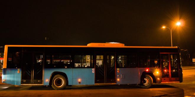 NS: Novine u redu vožnje i noćnom prevozu