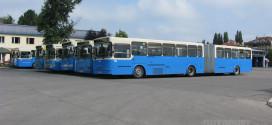 Novi Sad konvertuje dizel autobuse u gasne