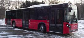 FOTO: Isporučen prvi Ikarbus IK-112M
