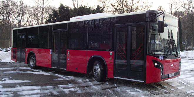 Beogradu dvadeset novih Ikarbusa IK-112M