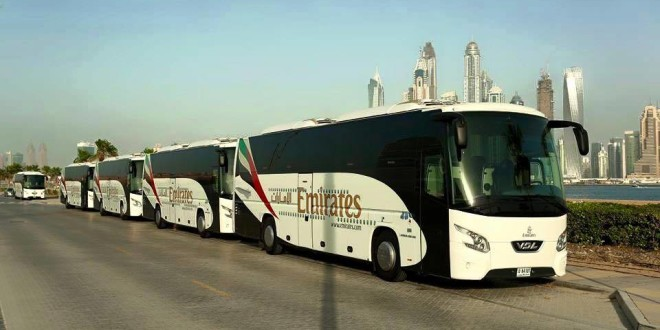 VDL Futura za Emirates