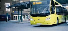 Scania OmniExpress na gas za Nobinu