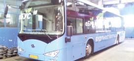 BG: Od juna na ulicama električni autobusi