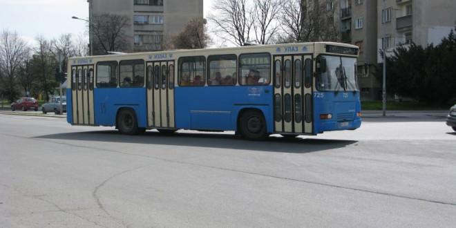 NS: Izmene linija zbog radova na raskrsnici Sentadrejskog puta i Partizanske