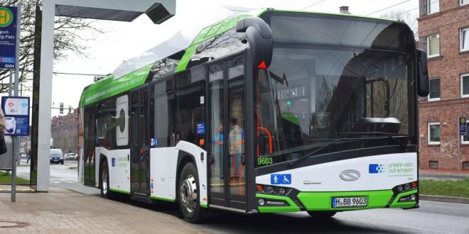 Električni Solaris u Hanoveru
