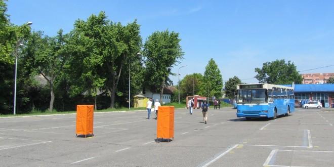 Održano takmičenje vozača autobusa u Novom Sadu