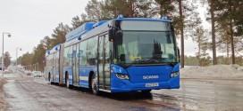 Scania na UITP 2019