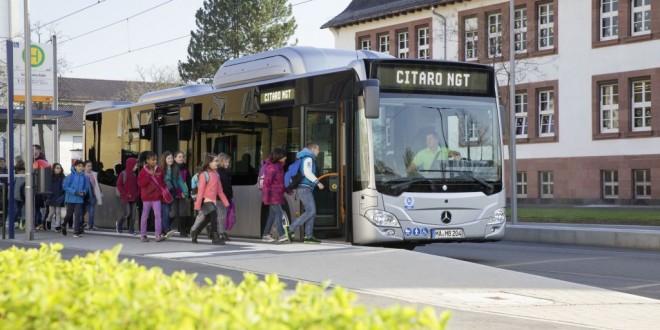 Madrid kupuje 82 gasna autobusa Citaro NGT