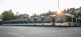 Ljubljana vozi zglobni MAN na gas