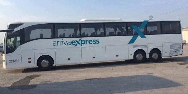Arriva Express stiže u Srbiju
