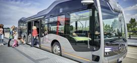Roboti uskoro za volanom: Predstavljen Mercedesov futuristički gradski autobus