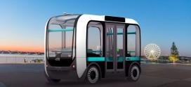 Prvi autobus iz 3D štampača