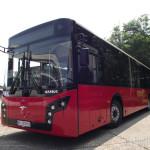 Isporukom dva vozila, M&M Trans Company poseduje 10 autobusa ovog tipa. © Aleksandar Dragutinović