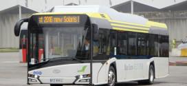 Solaris isporučuje hibride za Belgiju