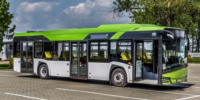 Hibrid i CNG premijere Solarisa na IAA