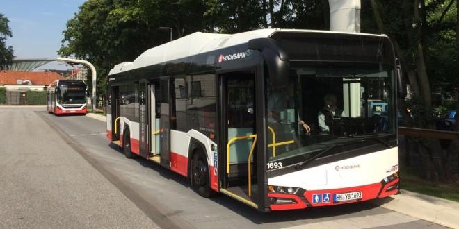 Tri Solarisa na baterije za Hamburg